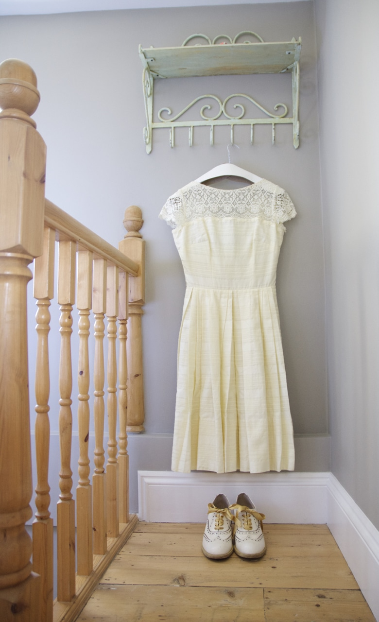 Tips for buying a Vintage Wedding Dress on Etsy